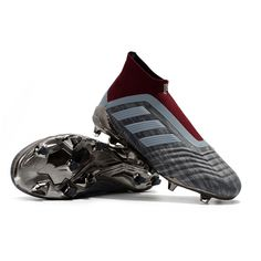 258373ad4 AD Paul Pogba Predator 18+ Without Latchet FG-Gray Red Cheap Soccer Cleats