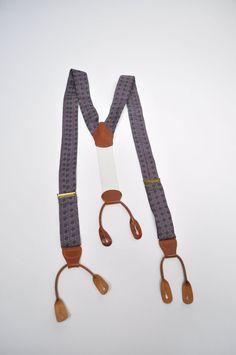 vintage suspenders mens braces DOONEY & BOURKE and by andyhaul, $29.99