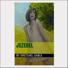 """Copertina libro """"Jezebel"""" un libro giallo"""