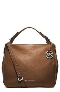 be2ba76e921f MICHAEL Michael Kors 'Large Essex' Shoulder Bag available at #Nordstrom  Love the color