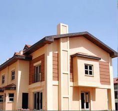İdealist Kent 2. Etap Satılık Natamam Kotlu Akasya | Çekmeköy Satılık Villa