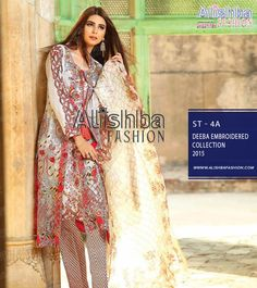 We have unlimited stock in #embroidered women #clothing with the reasonable rates. Now get women dresses with best quality of fabric. #Style is here. Grab yours! PKR: 2775 / USD: $28 Place your order ☛ {+92-322-3504542} #stylishdress #pakistanidress #fashiondress