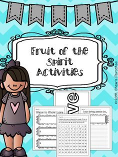Fruit of the Spirit Activities:{NLT}If you are a Sunday School teacher, youth… Bible Activities, Activity Games, Preschool Activities, The Killers, Preschool Lessons, Lessons For Kids, Fruit Quotes, Spirit Game, Fruit Packaging