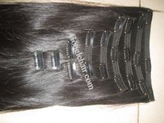 Best Quality New Clip Hair Extension