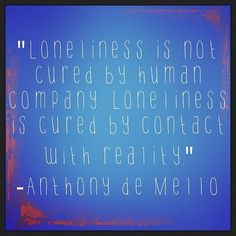 Anthony de Mello quote