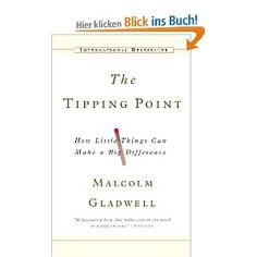 Another one from Gladwell. It is the basic thinking behind all virals and social networks