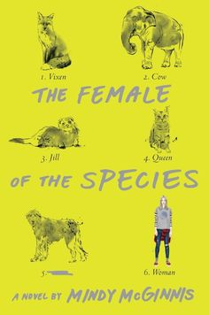 The Female of the Species by Mindy McGinnis | 28 YA Books Everyone Should Read