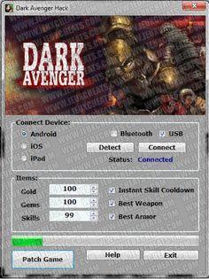 Dark Avenger Hack