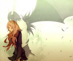 Orihime Inoue and Ulquiorra Schiffer (Bleach) aaaand now I'm officially depressed.