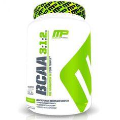 BCAA 3:1:2 - MP Muscle Pharm (Aminoacidi)  DESCRIZIONE: Con MusclePharm's BCAA 3:1:2, avrai un complesso di aminoacidi ramificati che fornisce esattamente al tuo corpo ciò di cui ha bisogno.