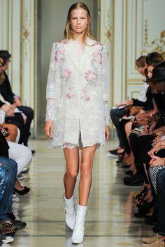 ❦   Francesco Scognamiglio S/S 2014, Milan Fashion Week