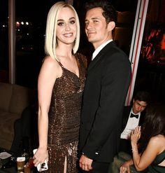 Katy Perry & Orlando Bloom SPLIT after Oscars Party - www.BandRumors.com