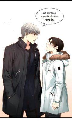 A Guy like you 😻💕 Anime Guys, Manga Anime, Anime Art, Manhwa, A Guy Like You, Rin Okumura, The Oc, Siwon, Kawaii