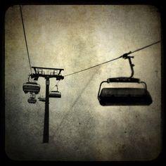 Ski lift  http://www.flickr.com/photos/bezbrige/