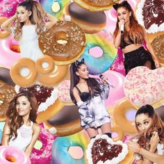 donuts are gr8 wbu