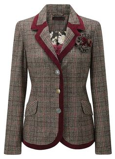 Joe Browns Sovereignty Jacket