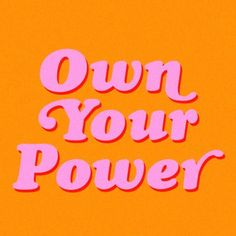 Are you owning your power? 🔥 owning your power means being comfortable with who you truly are and spreading your unique light everywhere you go⭐️ we need a society filled with unique wholesome people, not identical boring people. Positive Vibes, Positive Quotes, Motivational Quotes, Inspirational Quotes, Cute Quotes, Words Quotes, 70s Quotes, Retro Quotes, Sayings