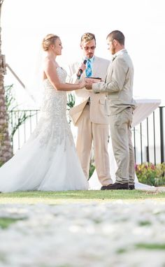 """Say """"I Do"""" at the beautiful Faro Blanco Resort & Yacht Club in Marathon, FL where you will have the most beautiful views #Wedding #Destination #FLKeys  Twist of Fate Imagery"""