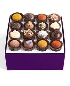 Exotic Truffle Collection - Exotic Truffle Collection, 16 pieces