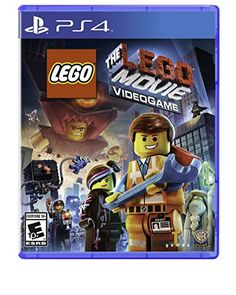 The LEGO Movie Videogame  PlayStation 4 ** Read more  at the image link. Note:It is Affiliate Link to Amazon.