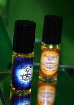 TARDIS & Sonic Screwdriver perfumes