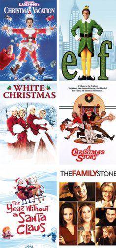 When it comes to holiday flicks, you told us what tops your lists.