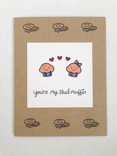 diy birthday cards for boyfriend Valentine Day Cards, Be My Valentine, Valentines Day Puns, Funny Cards, Cute Cards, Anniversary Cards For Boyfriend, Funny Anniversary Cards, Love Cards For Him, Birthday Presents For Men