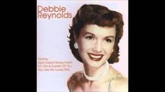 Debbie Reynolds - Tammy (HQ)   I asked my mother to sing me this song every night at bedtime.