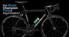 Bike for Mark Cavendish. The World Champion.