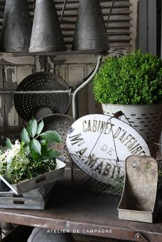 French Antiques and Brocante - Atelier de Campagne