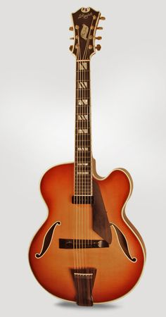 1988 D'Aquisto 7 String Archtop