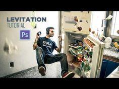 Levitation Effect TUTORIAL Photoshop CS6 - YouTube Formation Photo, High School Classes, Photoshop Tutorial, Adobe Photoshop, Teaching, Digital, Youtube, Photography, Ideas