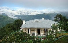 Glenburn Tea Estate Resort in Darjeeling.