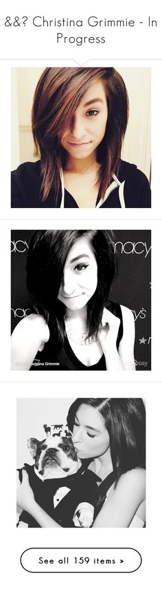 """&&☾ Christina Grimmie - In Progress"" by the-forgotten-wolf ❤ liked on Polyvore featuring christina grimmie, girls, people, selena gomez, celebs, models, pictures, women, celebrities and tumblr girl"