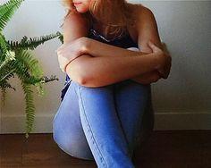 Supernatural #body #style #fashionaddict  #woman #womanity #feelings #feminity #female #reflection #bluejeans #freemind #freepeoplestyle #denim #lovedenim #vsco #vscopoland #vscocam #natural