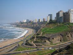 Litoral de Lima - Perú