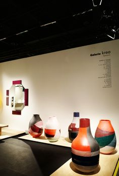 See the latest from leading Brands, contemporary furniture, lighting and objects d'art Art Basel Miami, Stand Design, Contemporary Furniture, Objects, Lighting, Light Fixtures, Lights, Lightning
