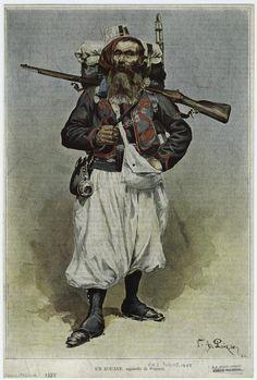 steampunk fashion - The Zouaves: A study in multi-cultural steampunk fashion