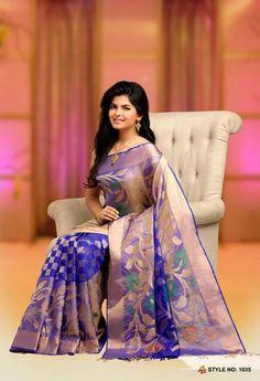 de956072c6 Pattu Sarees Wedding, Kuppadam Pattu Sarees, Indian Silk Sarees, Soft Silk  Sarees,