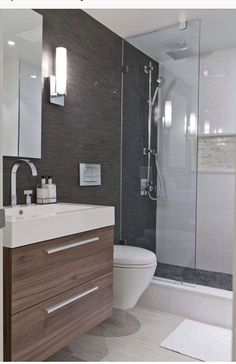 40 Of The Best Modern Small Bathroom Design Ideas | Our Home | Pinterest | Modern  Small Bathroom Design, Modern Small Bathrooms And Small Bathroom Designs