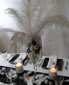 ... , new year tablescape, new year black and white, new year eve party