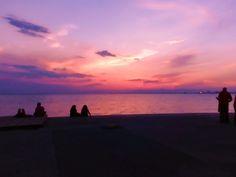 Sea, Celestial, Sunset, Outdoor, Outdoors, The Ocean, Sunsets, Ocean, Outdoor Games