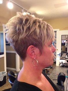 "#short-hair #AnitaGreenwald-saloninternationalnaples #hair-cuts-for-short-hair [ ""I don"