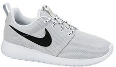 Nike Roshe Run Women's Shoe-GREY-6.5