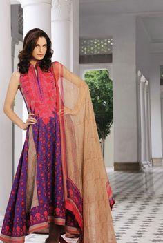Best Fashion Pakistani Dresses Collection 2013