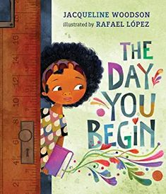 Amazon.com : the day you begin by jacqueline woodson Jane Addams, Coretta Scott King, Baby Play, Reading Lists, Book Lists, Happy Reading, Free Reading, New York Times, First Grade