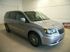 2014 Chrysler TownandCountry S S 4dr Mini-Van Mini-Van 4 Doors Silver for sale in Vancouver, WA Source: http://www.usedcarsgroup.com/used-chrysler-for-sale-in-vancouver-wa