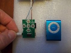 I have added a follow-on to this Instructable: https://www.instructables.com/id/Cheap-and-Easy-MP3-Shield-for-Arduino/ The follow-on shows you how to design,...