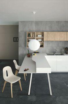 24 modèles de cuisine contemporaine : moderne, chic, urbaine...