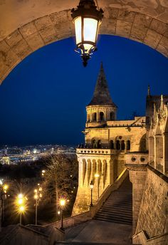 Amazing Places - Budapest - Hungary (by Chris Chabot) Places Around The World, Travel Around The World, Around The Worlds, Places To Travel, Places To See, Visit Budapest, Buda Castle, Travel Channel, Central And Eastern Europe